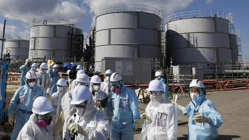 FIN DE VIE SUR TERRE ORGANISEE : De l'eau radioactive déversée dans l'océan Pacifique