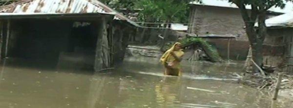 BIG ONE MONDIAL IMMINENT ET FIN DE VIE SUR TERRE ! ARRIVEE DE NIBIRU :Les inondations affectent plus d'un million de personnes au Bangladesh