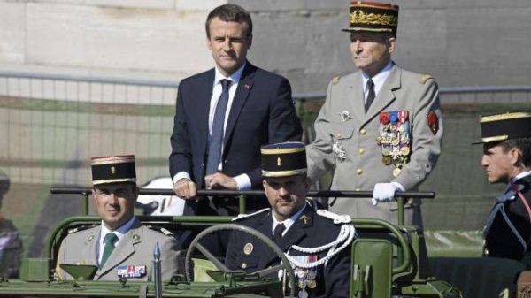 3 GUERRE MONDIAL 2017 EN MARCHE ET FIN DE LA FRANCE :Le chef d'état-major des armées Pierre de Villiers annonce sa démission