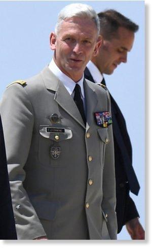 NOUVEL ORDRE MONDIAL SATANIQUE NAZI :Pourquoi le général Lecointre est-il accusé d'avoir « collaboré » avec un génocidaire rwandais ?