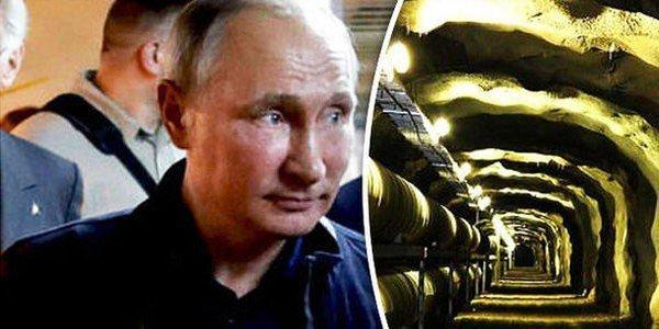 3 Guerre mondial 2017 en marche : La Finlande construit une ville souterraine massive pour se préparer à une invasion de la Russie