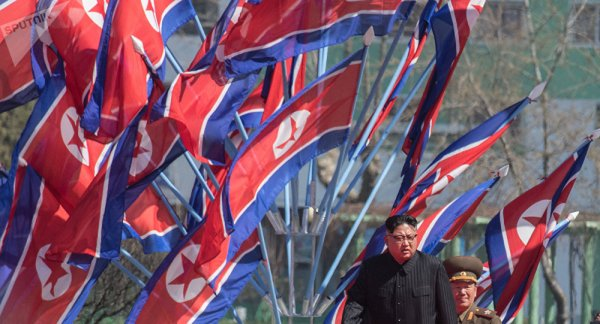 3 GUERRE MONDIAL 2017 EN MARCHE :Séoul planifierait une «frappe chirurgicale» pour se débarrasser de Kim Jong-un