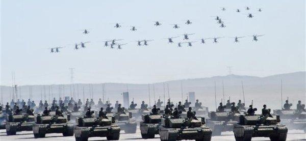 3 GUERRE MONDIAL 2017 EN MARCHE :Les sanctions américaines annoncent-t-elles une « Troisième » Guerre Mondiale ?