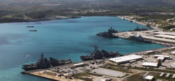 3 GUERRE MONDIAL 2017 EN MARCHE :La Corée du Nord veut tirer quatre missiles près de Guam – Un pari risqué