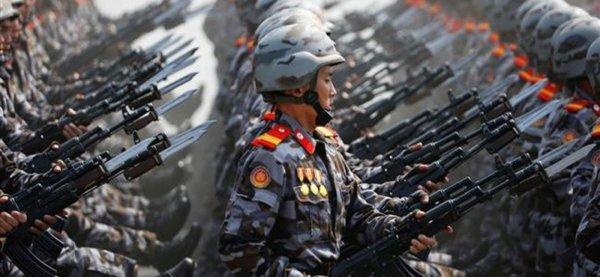 3 GUERRE MONDIAL 2017 EN MARCHE :Les possibles scénarios de guerre US contre la Corée du Nord