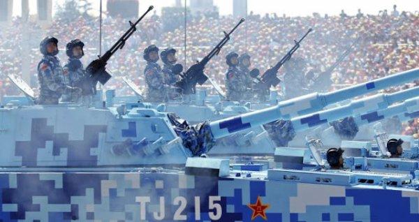 3 GUERRE MONDIAL 2017 EN MARCHE :La Chine empêchera toute tentative de frappe préventive des USA contre la Corée du Nord