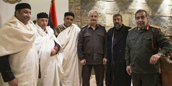 LE NOUVEL ORDRE MONDIAL SATANIQUE NAZI TREMBLE ! LE REVEIL DE LA FORCE EST EN MARCHE :   Les Libyens accusent la France et le Qatar d'avoir directement ordonné l'assassinat de Kadhafi