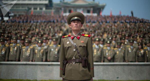 Deux heures moins le quart  avant la  3 guerre Mondial : Pyongyang prêt à anéantir tous ceux qui se mettront en travers de sa route vers la paix
