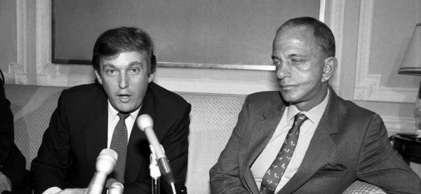 LE TEMPS DES REVELATIONS :Roy Cohn, le mentor de Donald Trump
