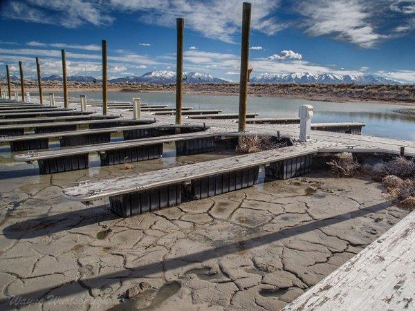 BIG ONE MONDIAL IMMINENT ET FIN DE VIE SUR TERRE ! ARRIVEE DE NIBIRU : Les lacs salés autour du monde se rétrécissent à des taux alarmants