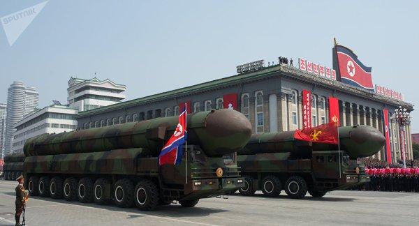 3 GUERRE MONDIAL 2017 EN MARCHE : Le début d'un conflit dans la péninsule de Corée ferait des centaines de milliers de morts