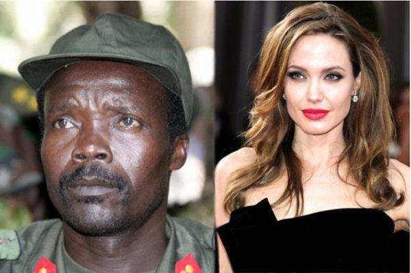 NOUVEL ORDRE MONDIAL SATANIQUE NAZI : Angelina Jolie était-elle un agent du Pentagone en Afrique ?