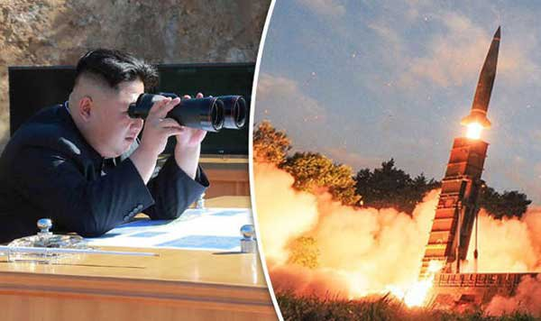 3 GUERRE MONDIAL 2017 EN MARCHE : La Corée du Nord est au bord d'une « catastrophe » sur son site d'essai Nucléaire selon la Chine qui l'implore d'arrêter ses Tests