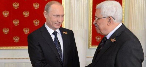 3 GUERRE MONDIAL 2017 EN MARCHE :La Palestine suspend tous les entretiens avec les Etats-Unis et ouvre grand les bras à la Russie