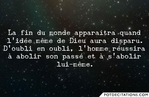 CITATION DE LA NUIT