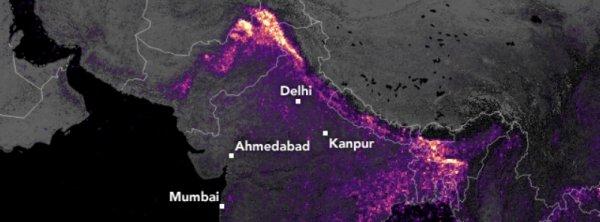 BIG ONE MONDIAL IMMINENT ! ARRIVEE DE NIBIRU : Orages inhabituellement intenses, tempêtes de poussière et ravages de la foudre Inde