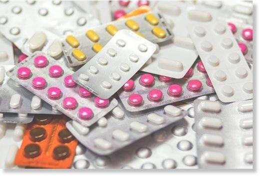 FIN DE VIE SUR TERRE ORGANISEE ! Le dioxyde de titane même dans les médicaments !
