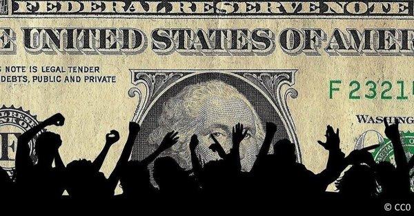 3 GUERRE MONDIAL 2018 EN MARCHE :La Banque mondiale signerait l'arrêt de mort du dollar