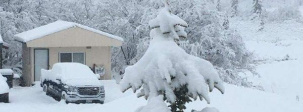 BIG ONE MONDIAL IMMINENT ! ARRIVEE DE NIBIRU : Juin neige en Alaska