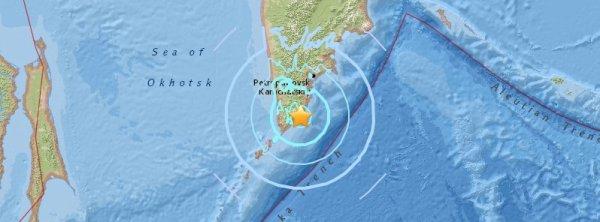 BIG ONE MONDIAL IMMINENT ! ARRIVEE DE NIBIRU : Un violent séisme de magnitude 6,1 frappe le Kamtchatka, en Russie