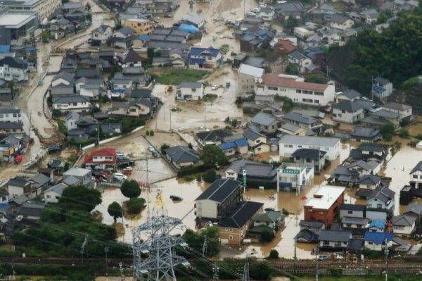 BIG ONE MONDIAL IMMINENT ! ARRIVEE DE NIBIRU : JAPON: