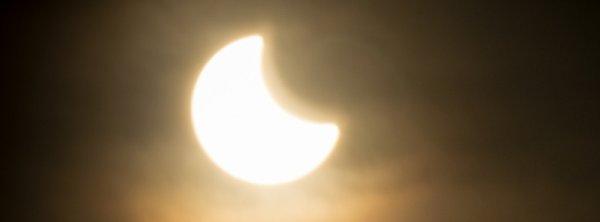BIG ONE MONDIAL IMMINENT ! ARRIVEE DE NIBIRU : Eclipse partielle de soleil du 11 août 2018