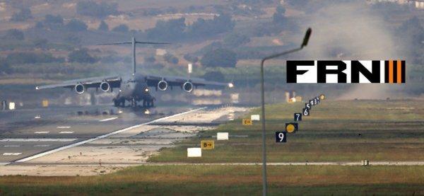 3 GUERRE MONDIAL 2018 EN MARCHE :Des officiers américains à la base aérienne d'Incirlik poursuivis en justice pour liens avec des terroristes.