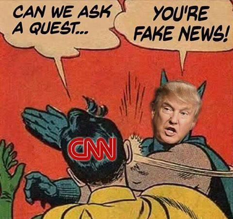LE NOUVEL ORDRE MONDIAL SATANIQUE TREMBLE ! LE REVEIL DE LA FORCE EST EN MARCHE :  Les cotes d'écoute de CNN s'effondrent, chutant derrière Nickelodeon et Fox News