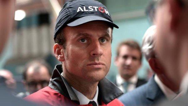 LE NOUVEL ORDRE MONDIAL SATANIQUE  TREMBLE ! LE REVEIL DE LA FORCE EST EN MARCHE :  Affaire Alstom-GE : un député saisit le parquet de Paris et soupçonne Macron