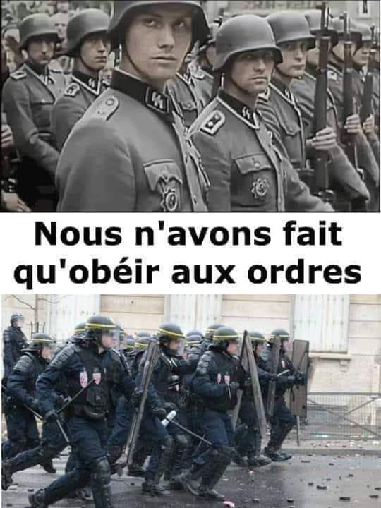 NOUVEL ORDRE MONDIAL SATANIQUE : POLICE DE VICHY - les vraies infos