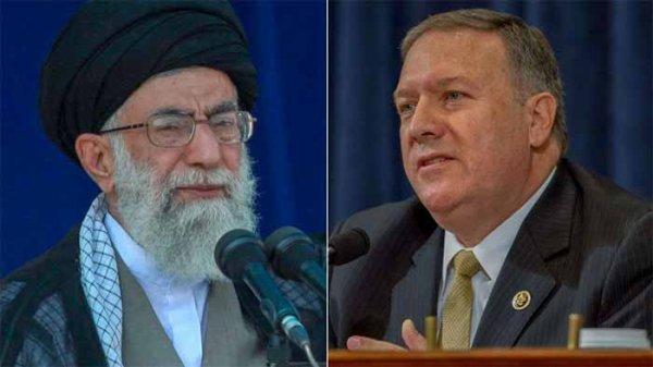 """3 GUERRE MONDIAL 2019  EN MARCHE :FALSE FLAG :Troisième Guerre Mondiale : Les États-Unis accusent l'Iran d'avoir attaqué les pétroliers, Téhéran """"a essayé d'interrompre le flux de pétrole"""""""