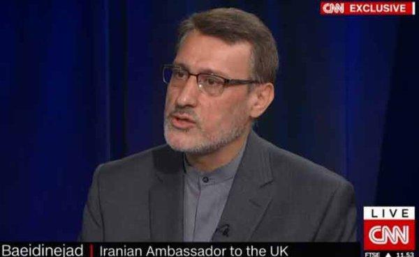 """3 GUERRE MONDIAL 2019  EN MARCHE :L'ambassadeur iranien au Royaume-Uni : """"Malheureusement, nous nous dirigeons vers une confrontation"""" avec les Etats-Unis"""