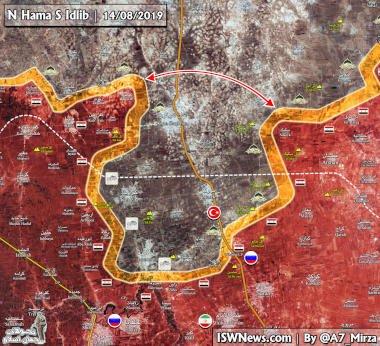 LE NOUVEL ORDRE MONDIAL SATANIQUE  TREMBLE ! LE REVEIL DE LA FORCE EST EN MARCHE :  Bataille d'Idlib : la Russie bombarde les renforts turcs envoyés aux djihadistes