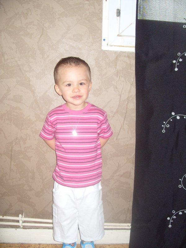 (l) Mon fils Kylian (l)