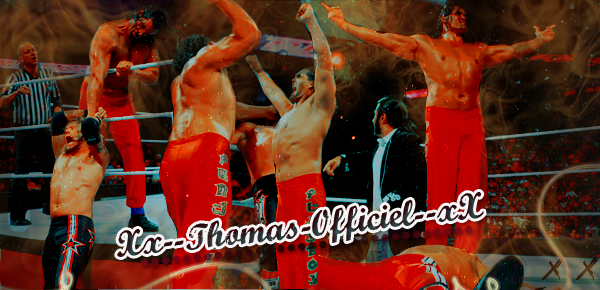 Welcome on Xx--Thomas-0fficiel--xX ♠ » Your Source About WWE ♠