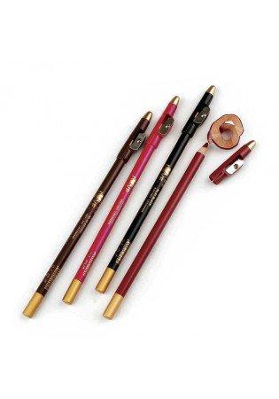Grand crayon gras avec taille crayon