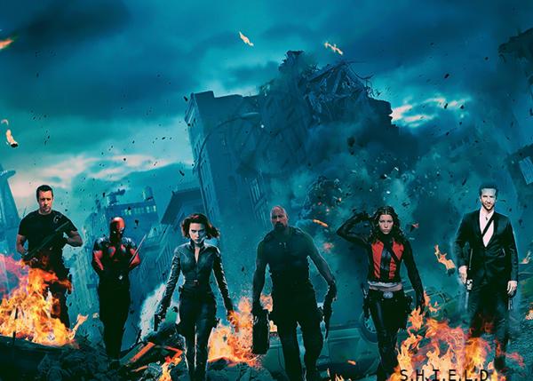 S.H.I.E.L.D: Black Op