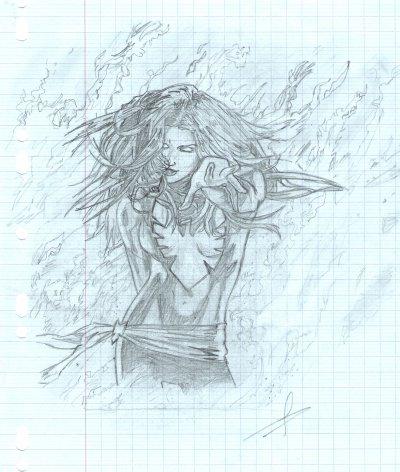 Jean Grey Dark pheonix