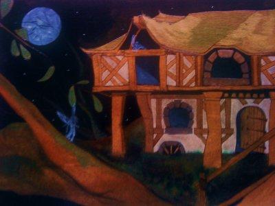La maison des fées .