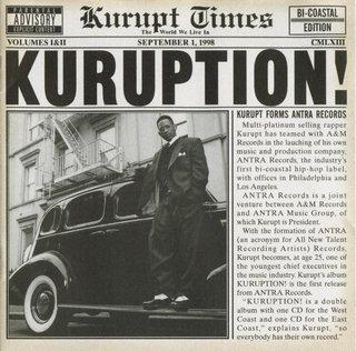 Kurupt - Kuruption ! (1998)