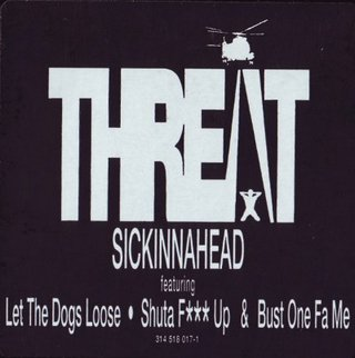 Threat - Sickinnahead (1993)