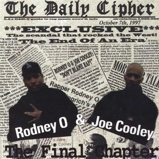 Rodney O & Joe Cooley - West Coast Thang (1998)