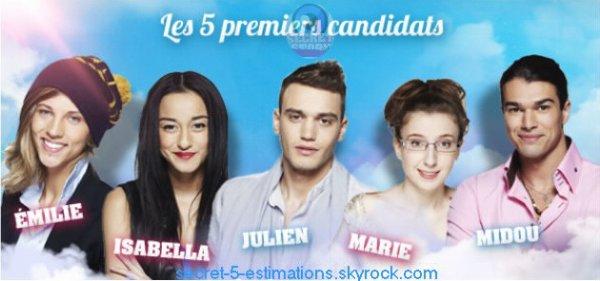Les 5 premiers candidats à H-4 !