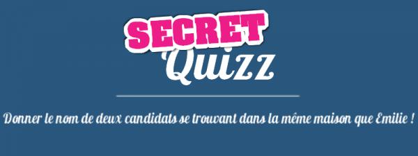 SECRET QUIZZ