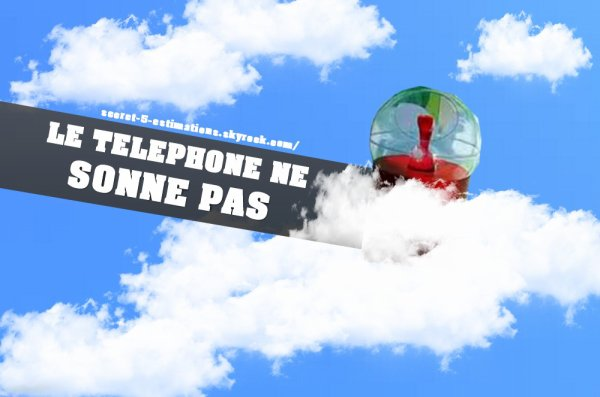 LE TELEPHONE ROUGE !