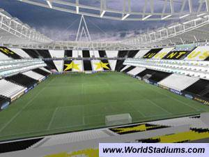 stade de juventus trezegoal. Black Bedroom Furniture Sets. Home Design Ideas