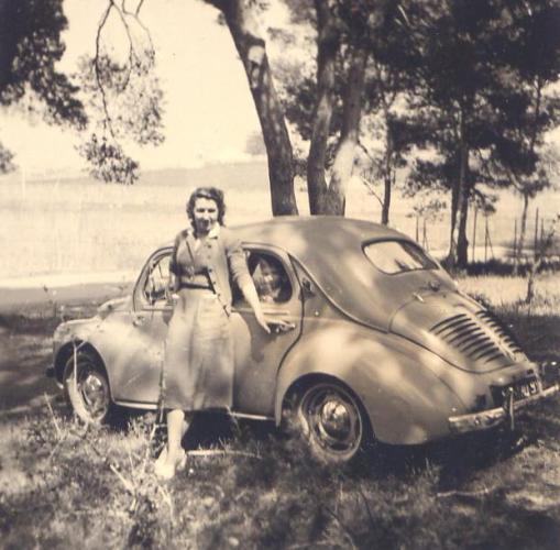 mes restaurations de voitures anciennes