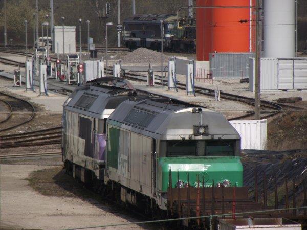 locomotives diesel chalindrey