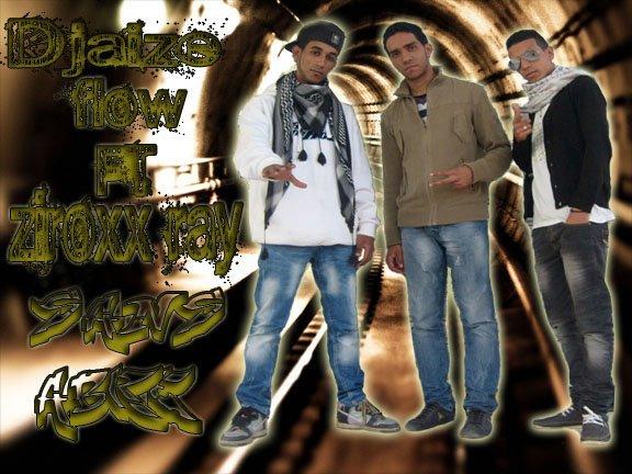 djaize flow ft ziroxx ray__sans-abre         جديد (2012)