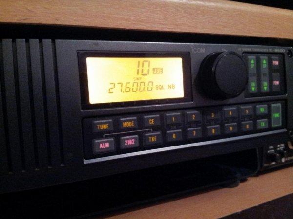 ICOM  M600   TRX MARITIME  HF 150 W